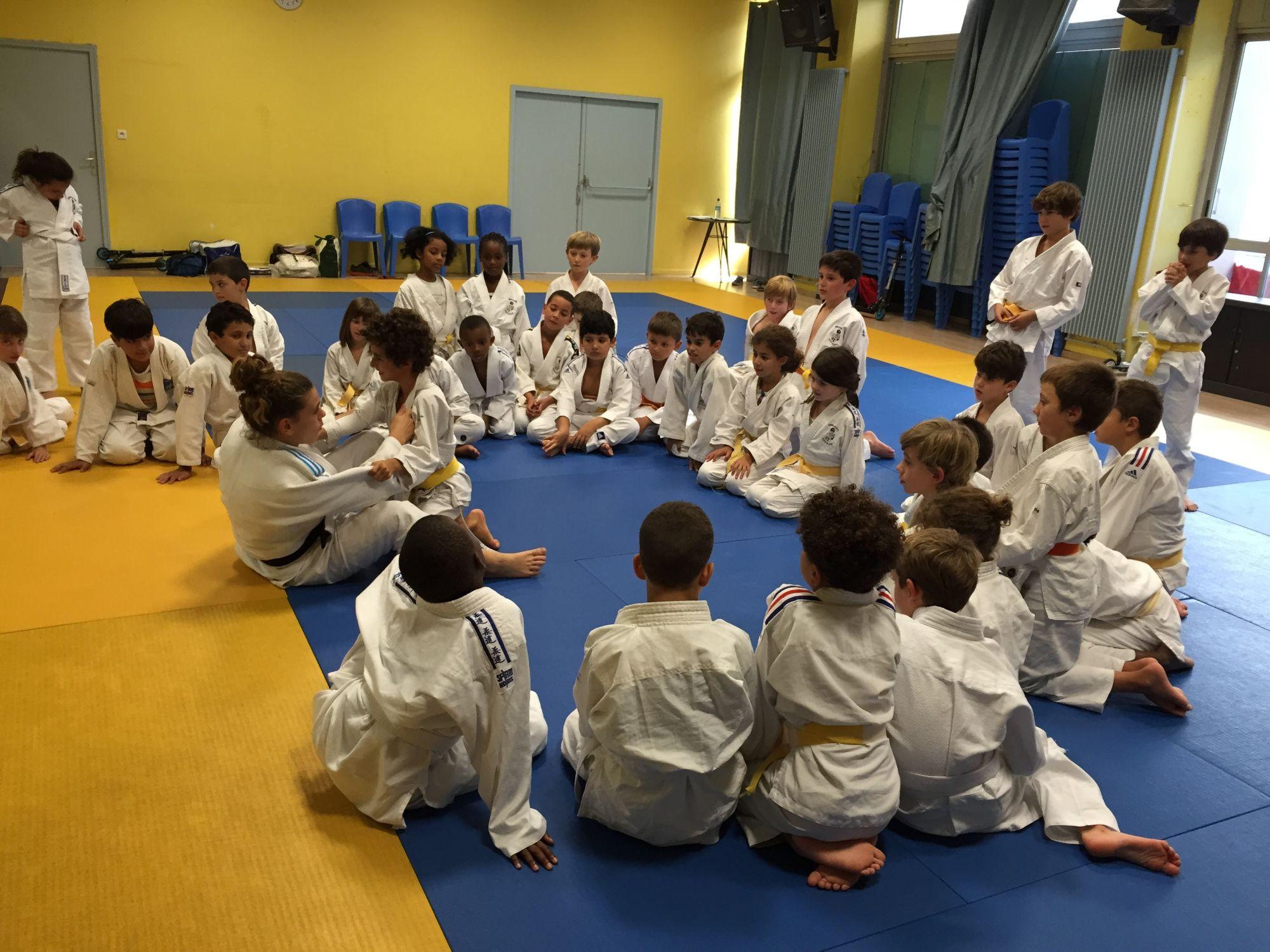 club judo a marseille